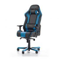 DXRacer King KS06 Gaming Chair Black & Blue