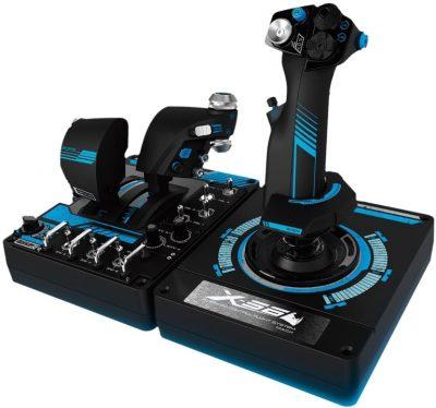 Logitech G X56 H.O.T.A.S. RGB Throttle & Stick Simulation Controller