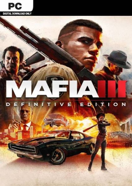 Mafia III - Definitive Edition PC