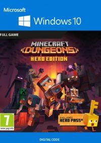 Minecraft Dungeons Hero Edition PC