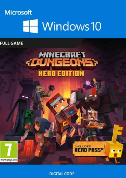 Minecraft Dungeons Hero Edition PC